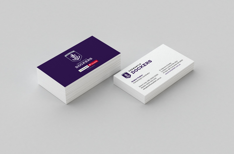 Business Card Printing Perth | Abbott & Co